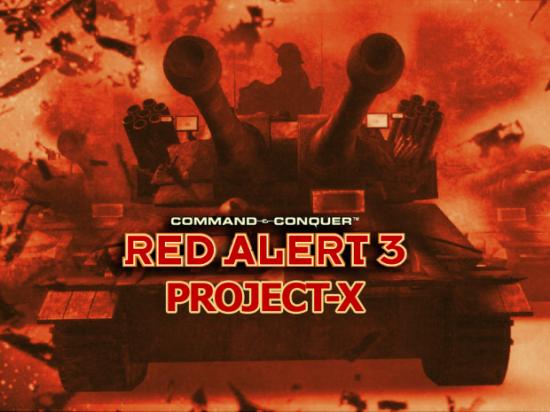 红色警戒3mod X计划