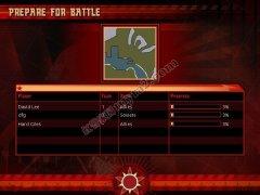 红色警戒3指挥官挑战任务地图