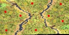 尤里的复仇8人地图转捩之瀑