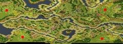 红警2从林和水域地图包