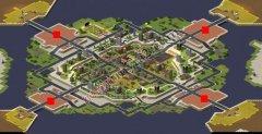 红色警戒2新城市地图