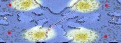 红色警戒24人陆战地图救世主