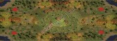 红色警戒2士兵的游戏地图包