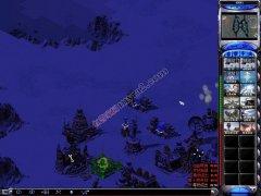 尤里的复仇特殊地图Ice storm