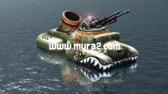 红色警戒3牛蛙和水翼船哪个防空更厉害