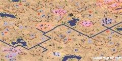 尤里的复仇沙漠之鹰2-8地图