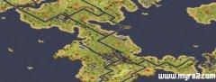 尤里的复仇克里米亚半岛海战地图8人版
