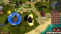 龙霸天下空中对决战役地图