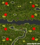 尤里的复仇扭曲悬崖地图