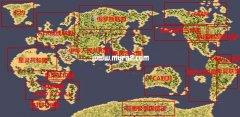 尤里地图殿灵星星世界观