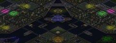尤里的复仇魅力之都(2-8)城市地图
