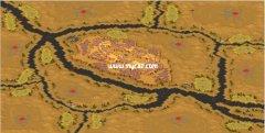 尤里的复仇大矿脉水晶之山地图