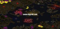 心灵终结3.0地图大陆与岛屿
