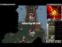 红色警戒95 Flame Dancers 14beasy模式怎么打 ra95通关攻略