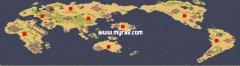 红色警戒2世界地图war of world