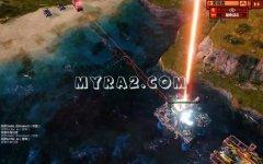 红色警戒3帝国对战攻略视频