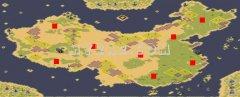 心灵终结3.0中国地图