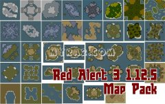 红色警戒3地图包1.12.5