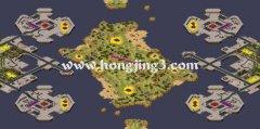 心灵终结3.3对战地图浮岛海域