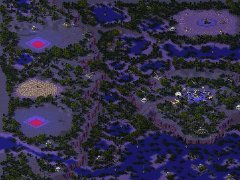 心灵终结侏罗纪公园地图