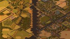 尤里的复仇城郊之战8人地图