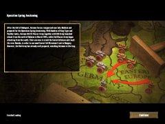 红色警戒3世界大战地图:巴拉顿湖畔