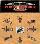 红色警戒2中国崛起1.05新单位:阿帕奇直升机
