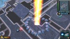 红色警戒3雅典娜和幻影坦克bug效果图