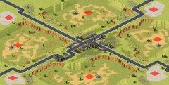 尤里的复仇工业中心地图