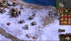 红色警戒3磁暴坦克mod