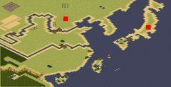 共和国之辉地图中国vs日本