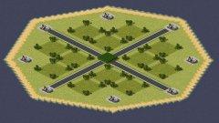 尤里的复仇超时空战争8人大地图