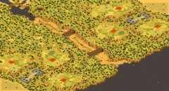 尤里的复仇地图:断流之地