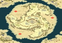 尤里的复仇三角眼地图