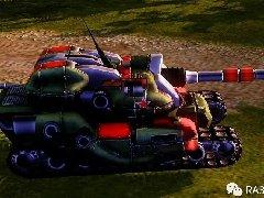 红色警戒3日冕mod单位设定――犀牛坦克B型