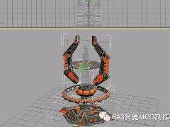 红色警戒3日冕mod单位设定――神州浑天塔