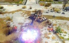 红色警戒3日冕mod单位设定-祝融重型坦克