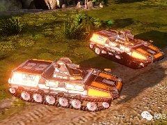 凌波步兵战车-红色警戒3日冕mod单位设定