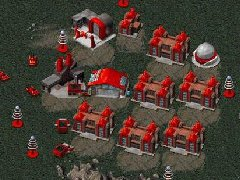 红色警戒95核子战争mod